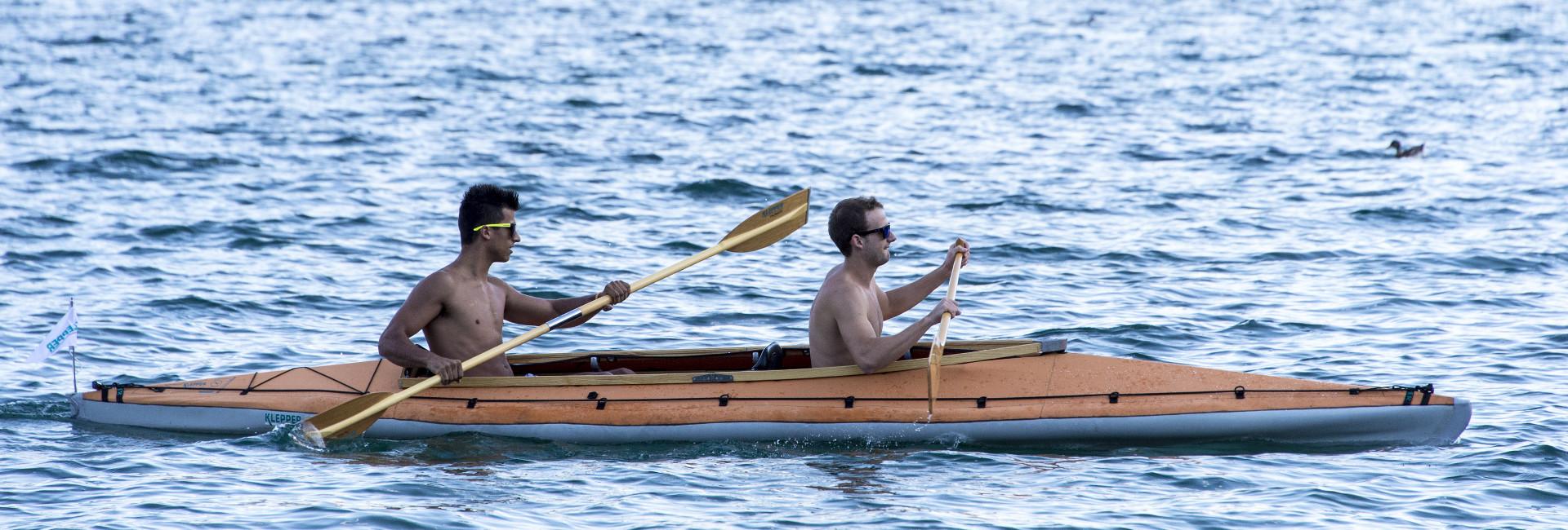 Boot & Kanu Verleih am Kalterer See - Hotel Urlaub in Kaltern genießen