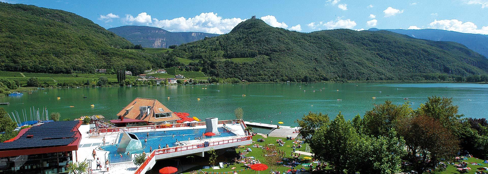 Hotel Pension Hasslhof Kaltern Am See Bozen Italien