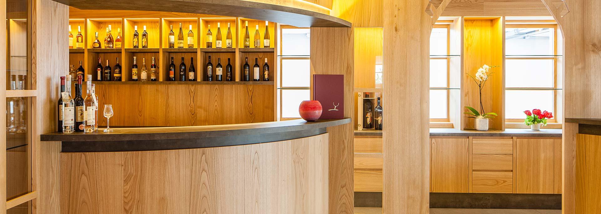 Weinhotel Südtirol - Hotel Kalterer See Weinbar