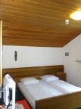 Doppelzimmer Bergblick im Stammhaus der Pension