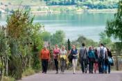 Weinwandertag am Kalterer See
