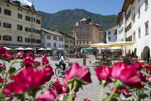 Kaltern am See Dorfplatz