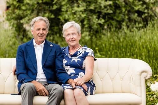 Adolf und Marlene Morandell