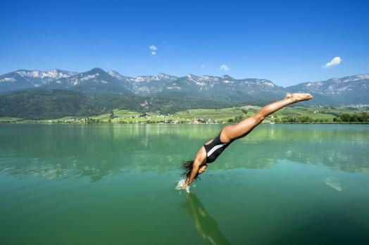 Badeurlaub Kalterer See